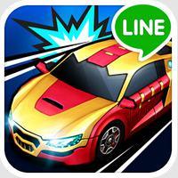 LINE GO GO GO (App เกมส์รถแข่ง)