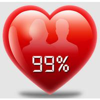 Love test calculator (App ทดสอบความรัก)