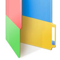 Folder Colorizer (โปรแกรม เปลี่ยนสีโฟล์เดอร์ บน PC ฟรี)