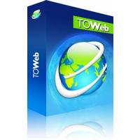 TOWeb (โปรแกรม TOWeb ออกแบบ ทำเว็บ สร้างเว็บสำเร็จรูป)