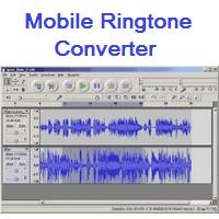 Mobile Ringtone Converter (โปรแกรมแต่งเพลง ริงโทน)