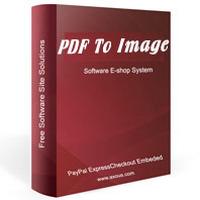 PDF To Image Converter (โปรแกรมแปลงไฟล์ PDF เป็นรูปภาพ)