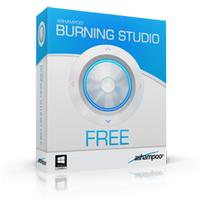 Ashampoo Burning Studio Free (โปรแกรมเบิร์นแผ่น CD DVD Blu-Ray ฟรี) :