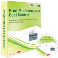 Network Print Monitor (โปรแกรมดูสถานะ Network Printer ฟรี) :
