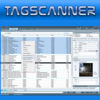 TagScanner (โปรแกรม TagScanner บริหารจัดการเพลง ฟรี) :
