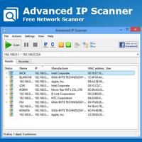 Advanced IP Scanner (โปรแกรมค้นหา IP Address เครื่องคอมพิวเตอร์) :