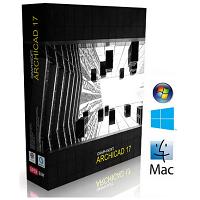 ArchiCAD17 (โปรแกรมออกแบบอาคาร ด้วยเทคโนโลยี BIM) :