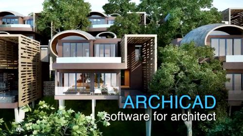โปรแกรมออกแบบ ArchiCAD17