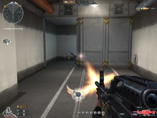 โหลดเกมส์ Cross Fire