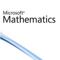 Microsoft Mathematics (โปรแกรมคณิตศาสตร์ คำนวณเลขฟรี) :