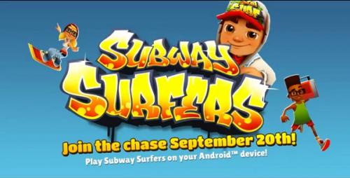 Subway Surfers PC (เกมส์สเก็ตบอร์ด Subway Surfers บน PC) :