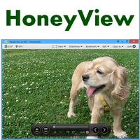 Honeyview (โปรแกรม Honeyview ดูรูปสุดเร็ว ฟรี) :