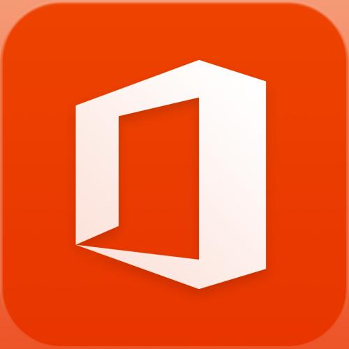 Microsoft Office Mobile (ดาวน์โหลด Microsoft Office บน iPhone iPad) :
