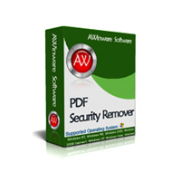 AWinware PDF Security Remover :
