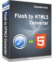 ThunderSoft Flash to HTML5 Converter :