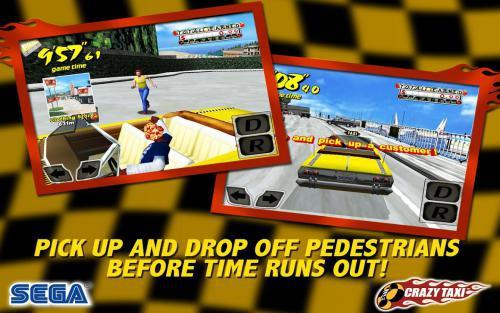 App เกมส์ขับรถแท็กซี่