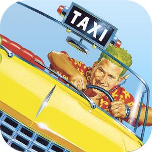 Crazy Taxi (App เกมส์ขับรถแท็กซี่) :