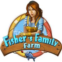 Fishers Family Farm (เกมส์เลี้ยงปลา Fisher Farm)
