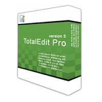 TotalEdit Pro (โปรแกรม TotalEdit สำหรับการเขียนโค้ด รองรับหลายภาษา)