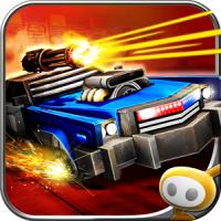 Indestructible (App เกมส์ยิงรถ มันส์ขั้นเทพ)