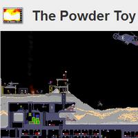 The Powder Toy (เกมส์ฝึกสมอง คณิตศาสตร์ ฟิสิกส์ มันส์ๆ)