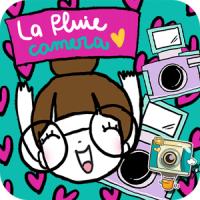 La Pluie Camera (App แปะแสตมป์ตัวการ์ตูน)