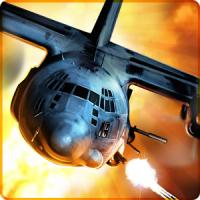 Zombie Gunship (App เกมส์ป้องกันซอมบี้)