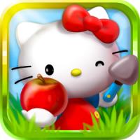 Hello Kitty Garden (App เกมส์คิตตี้ ปลูกผักสวนครัว)
