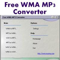 Eusing Free WMA MP3 Converter
