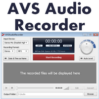 AVS Audio Recorder