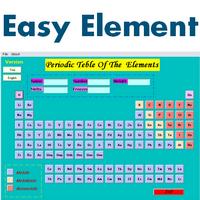 Easy Element (โปรแกรม Easy Element ดูค่าตารางธาตุ) :