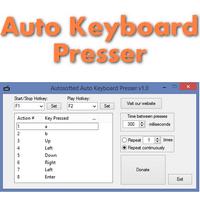 Auto Keyboard Presser (โปรแกรม Auto Keyboard กดปุ่มอัตโนมัติฟรี) :