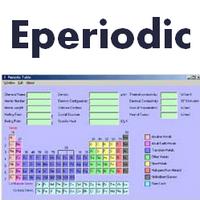 Eperiodic (โปรแกรม Eperiodic ตารางธาตุฟรี) :