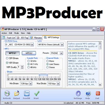 MP3Producer :