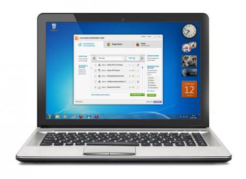 โปรแกรมดูแลเครื่อง Auslogics Browser Care