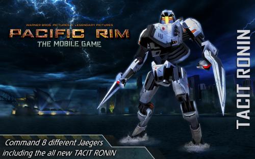 App เกมส์ Pacific Rim