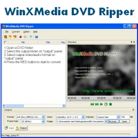 WinXMedia DVD Ripper :