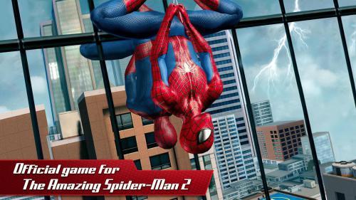 เกมส์อเมซิ่งสไปเดอร์แมน The Amazing Spider Man 2