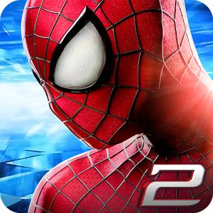 The Amazing Spider Man 2 (App เกมส์อเมซิ่งสไปเดอร์แมน) :