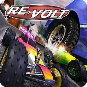 RE-VOLT Classic (App เกมส์ซิ่งรถจิ๋ว) :