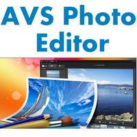 AVS Photo Editor (โปรแกรม AVS Photo แต่งรูป)