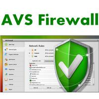 AVS Firewall (โปรแกรมป้องกัน Firewall ฟรี)