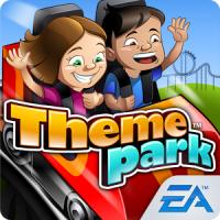 Theme Park (App เกมส์แต่งสวนสนุก)