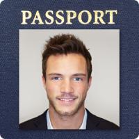 Passport Photo ID Studio (App ถ่ายรูปพาสปอร์ต)