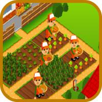 App เกมส์ปลูกผักไทย