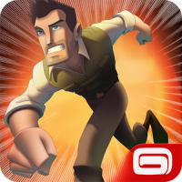 Danger Dash (App เกมส์วิ่งกระโดด หลบอันตราย)
