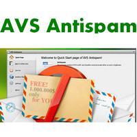 AVS Antispam (โปรแกรม Antispam ป้องกันสแปมฟรี)