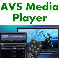 AVS Media Player (โปรแกรม Media Player ดูหนังฟังเพลง)