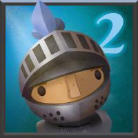 Wind-up Knight 2 (App เกมส์อัศวินต่อสู้)