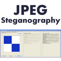 JPEG Steganography (โปรแกรมซ่อนข้อความ ในรูป JPEG) :